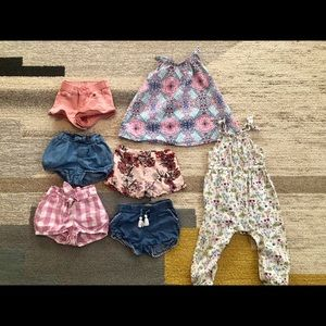 Baby Girl 18-24 Month Summer Bundle